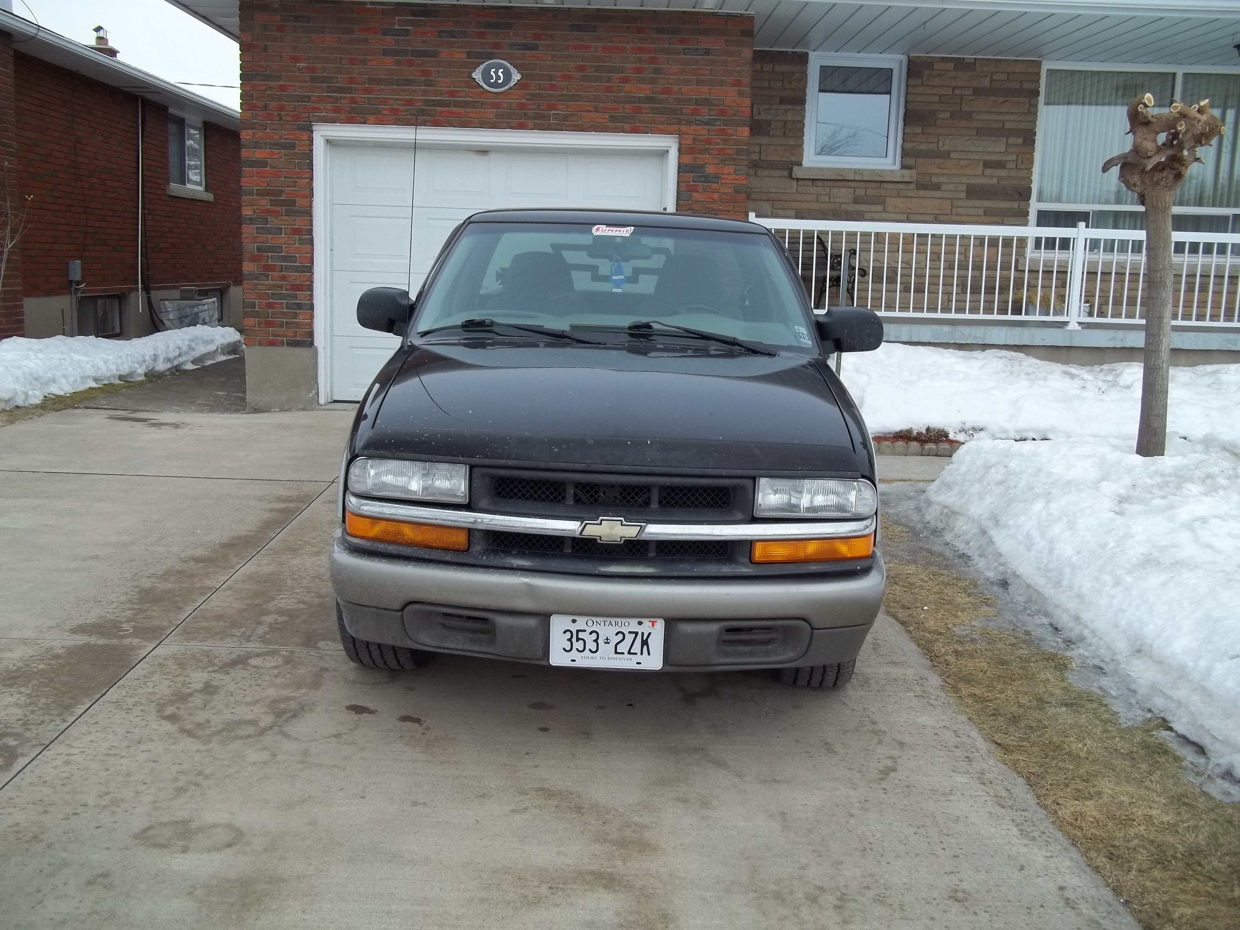 chevroletcavy 1999 Chevrolet S10 Extended Cab 15021009