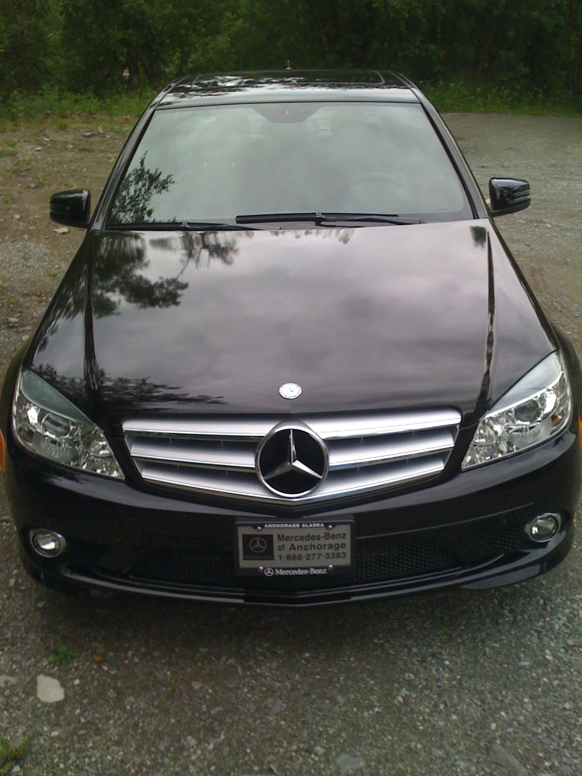 Another AK-Benz 2010 Mercedes-Benz C-Class post... - 15022173