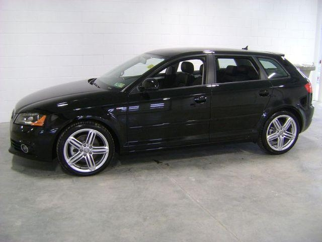 brandypurchased83's 2010 Audi A3