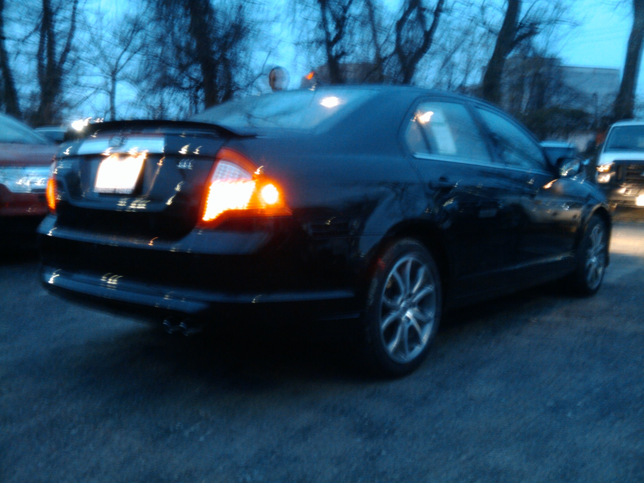 Another daboss07 2010 Ford Fusion post... - 15022302