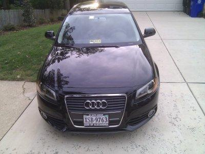 jeongstreetracer85's 2010 Audi A3