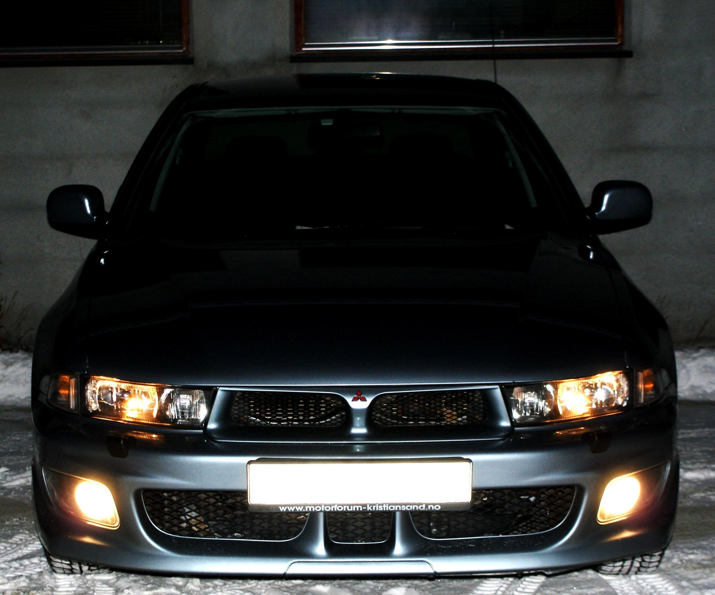 VidarBo 2003 Mitsubishi Galant Specs Photos Modification Info at