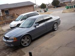 sleep15s 2000 Lincoln LS