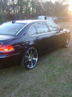 Toppys 2008 BMW 7 Series