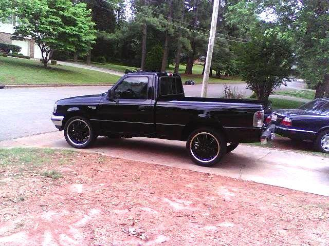 Bluballer 1994 Ford Ranger Regular Cab