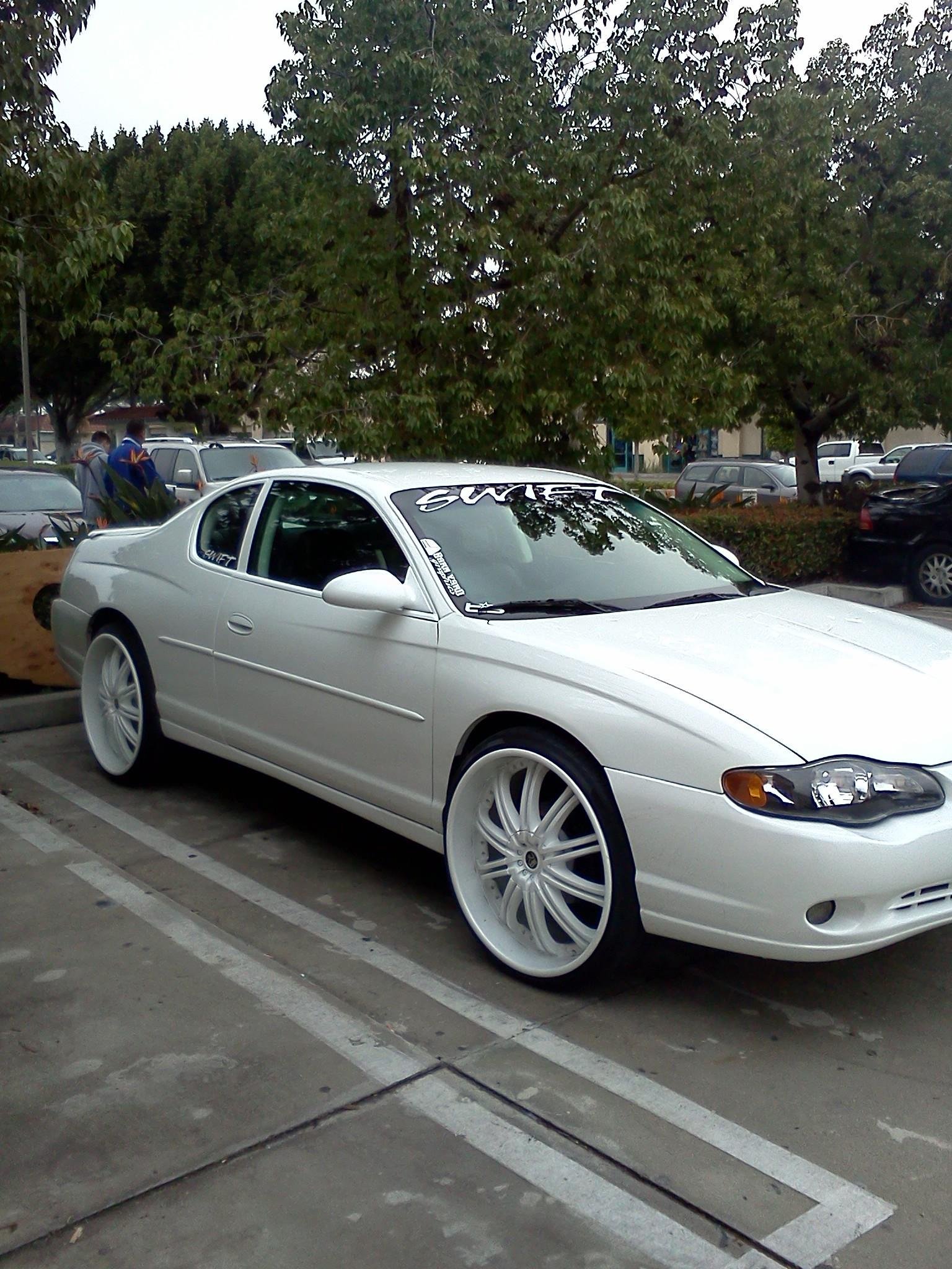 Another Mcswift 2003 Chevrolet Monte Carlo post... - 15024323