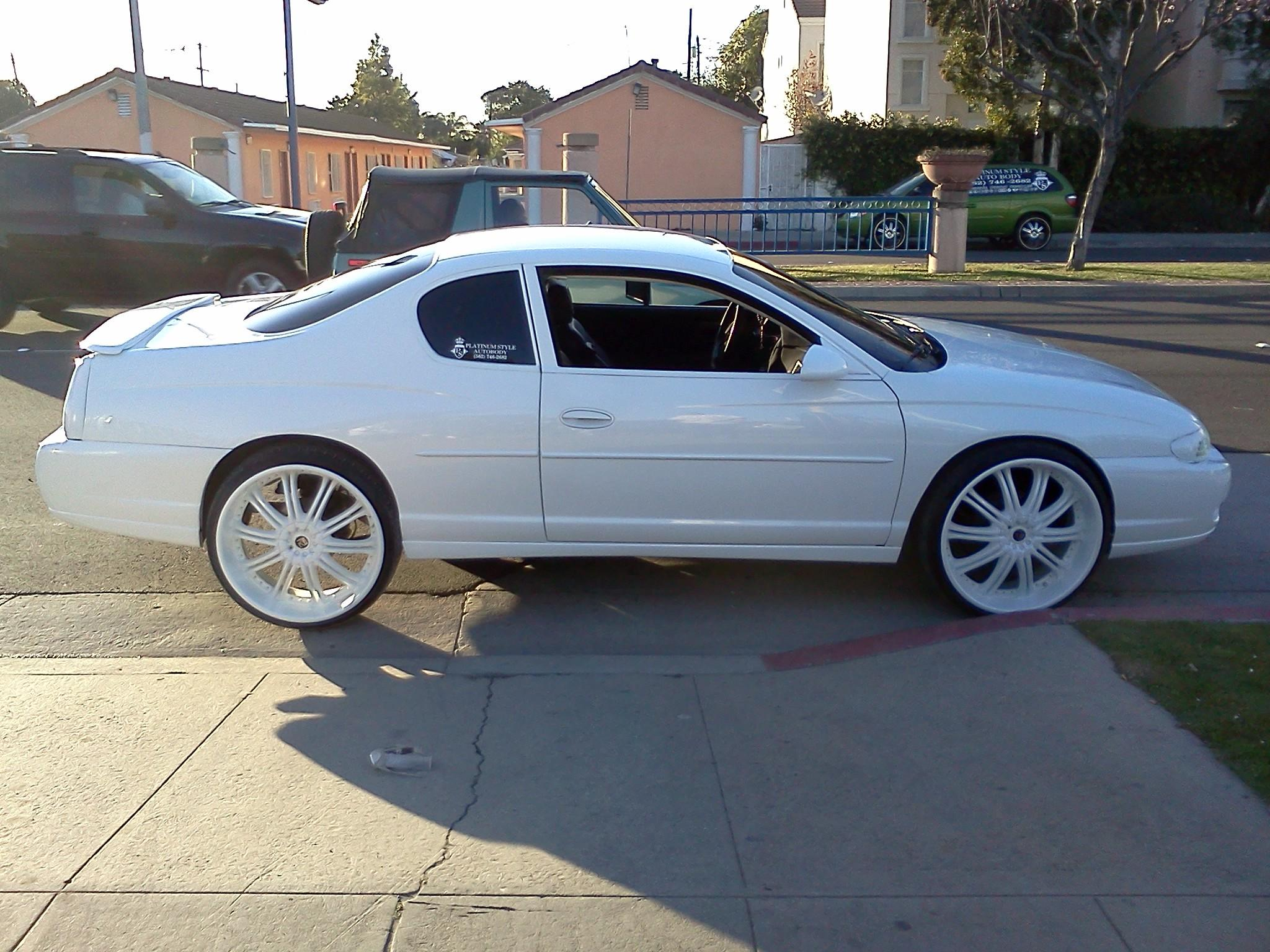 Another Mcswift 2003 Chevrolet Monte Carlo post... - 15024328