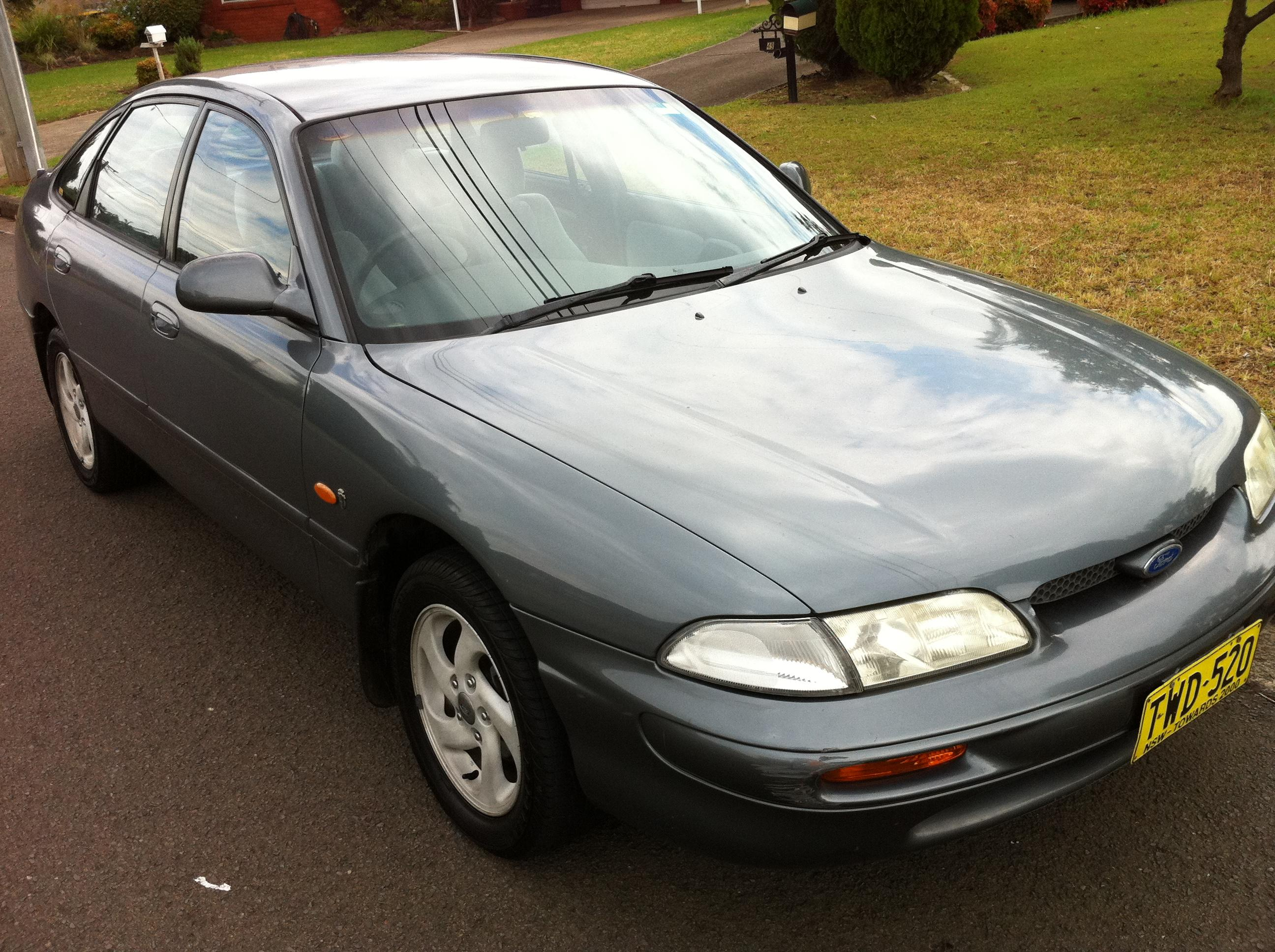 Another rx3gt 1994 Ford Telstar post... - 15024658