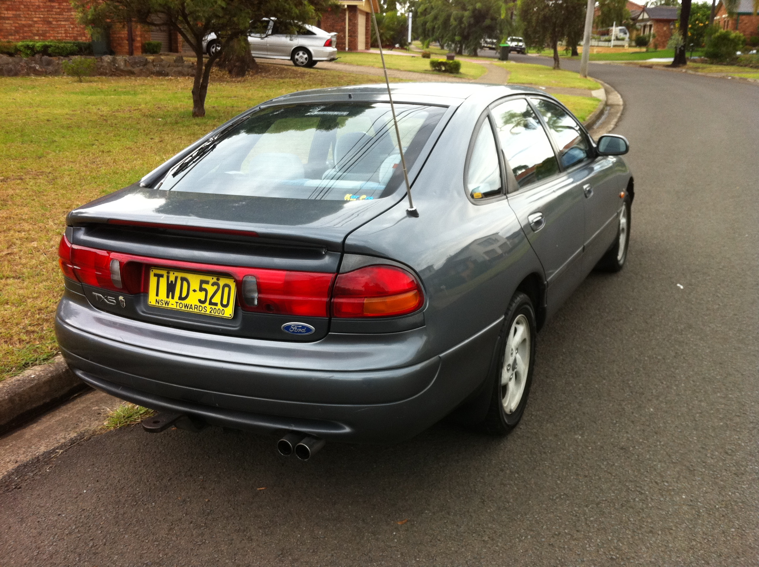 Another rx3gt 1994 Ford Telstar post... - 15024659