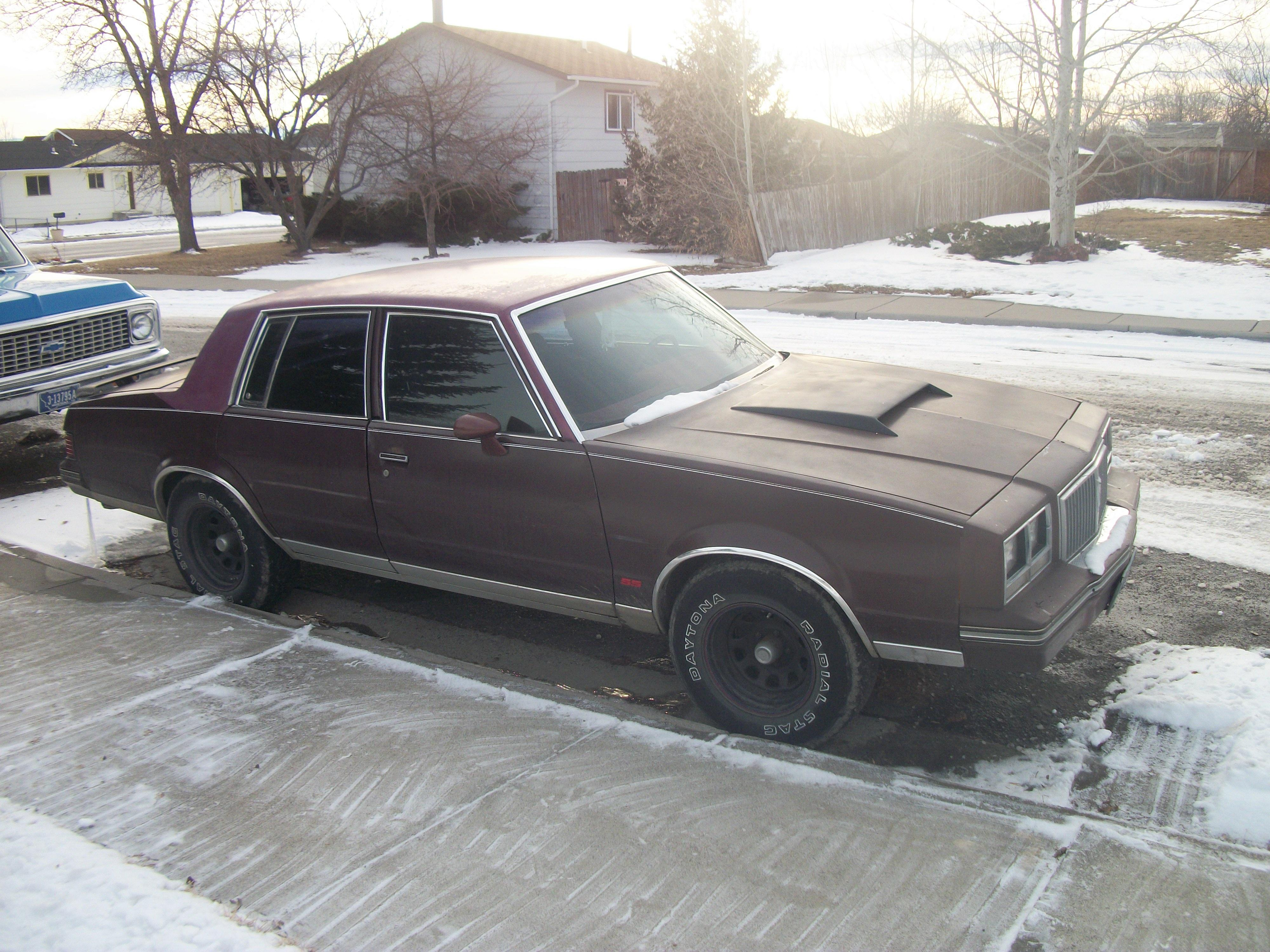 Another DreamCharger1969 1983 Pontiac Bonneville post... - 15024673