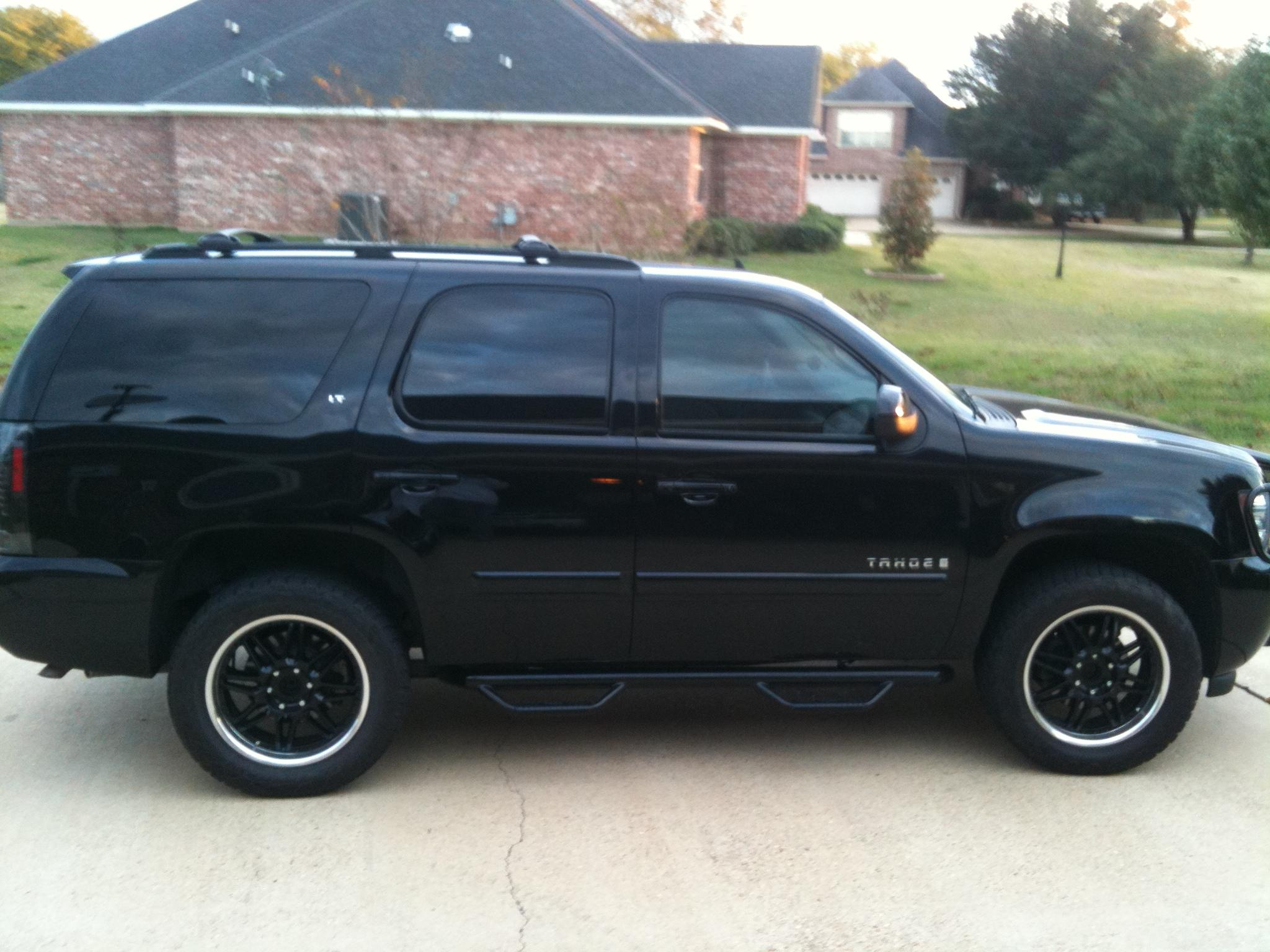 bigboi318 2007 chevrolet tahoe new specs photos modification info at cardomain. Black Bedroom Furniture Sets. Home Design Ideas