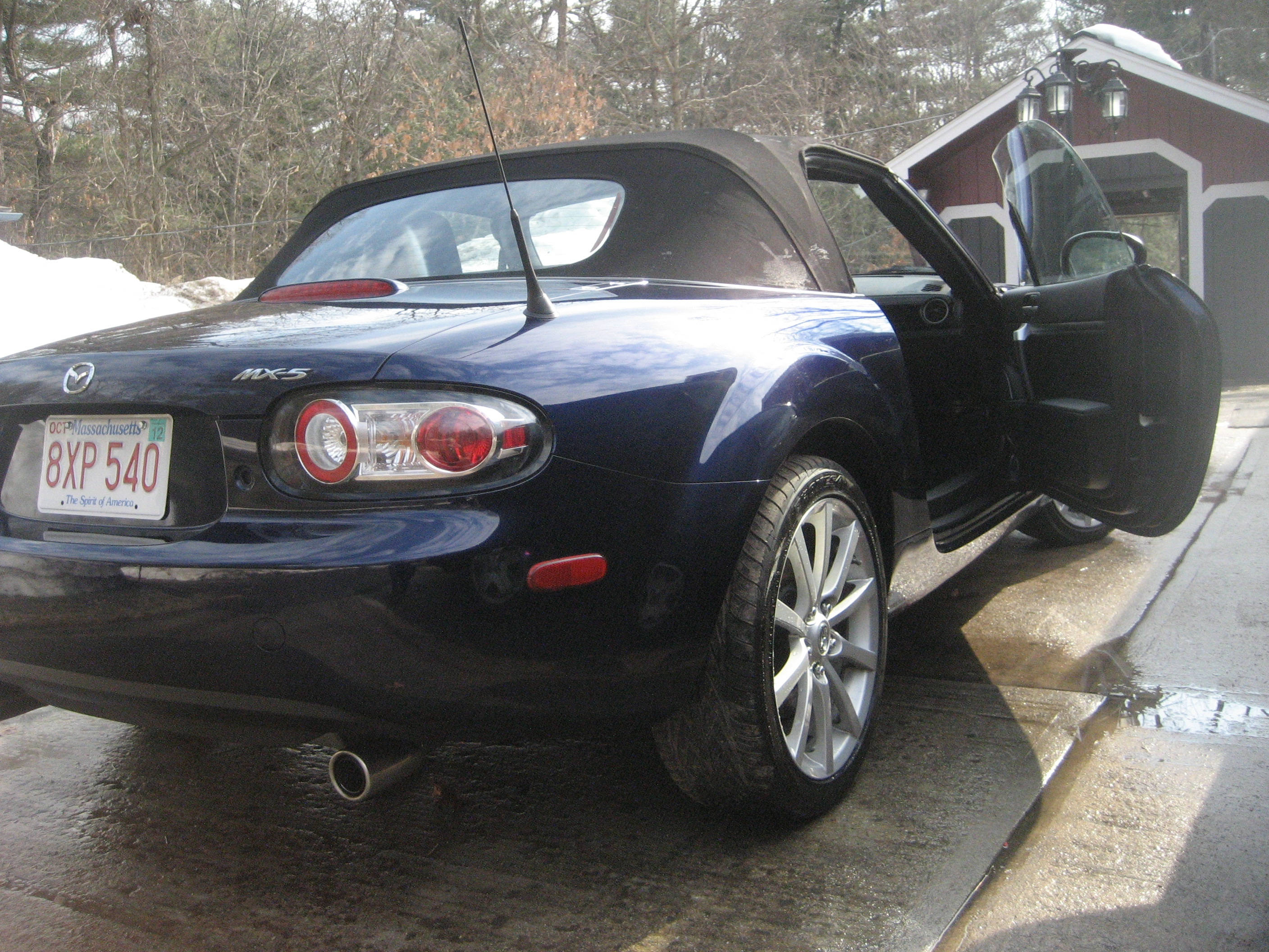 Another MXTRACAR 2008 Mazda Miata MX-5 post... - 15025147