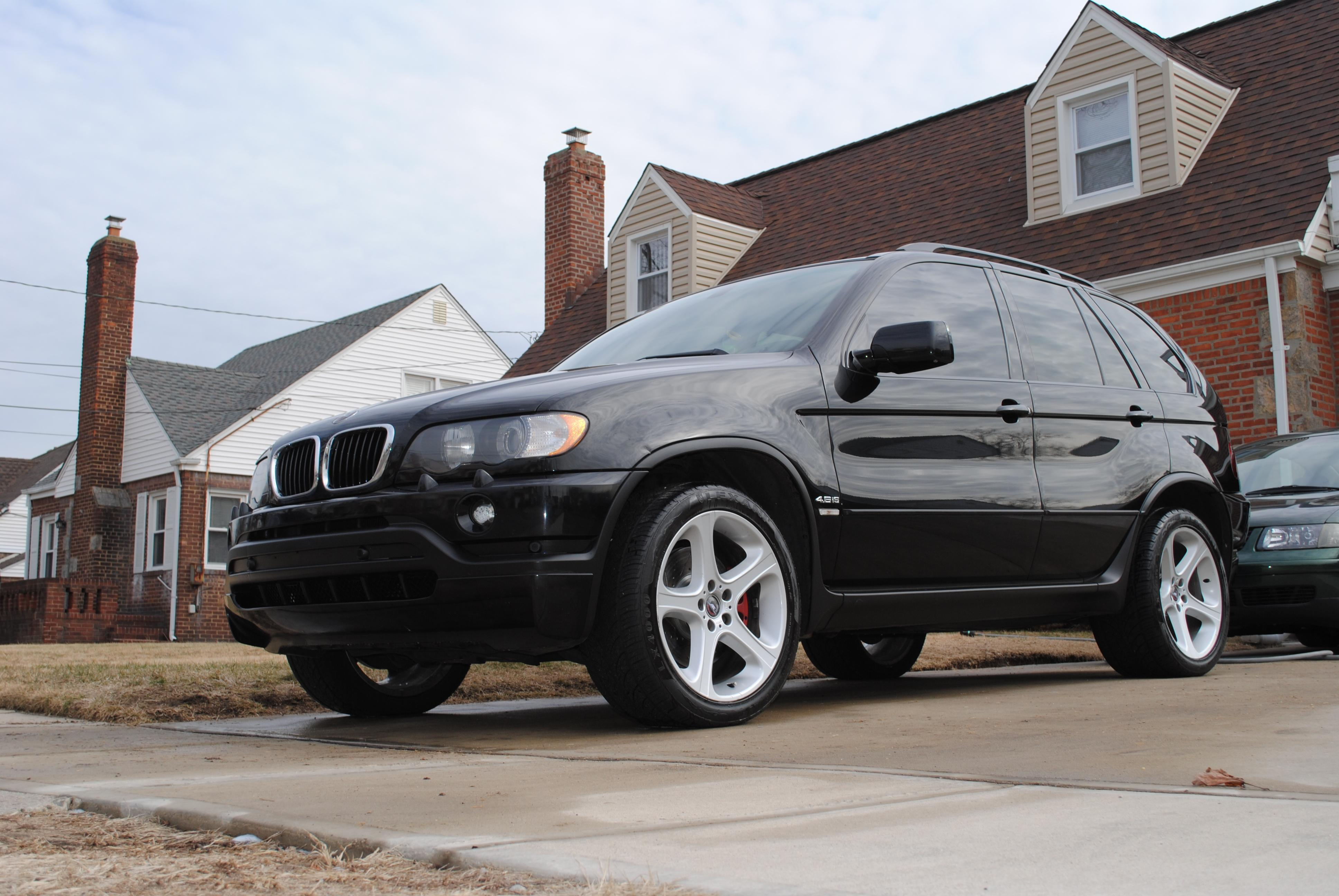 boostenchevy 2003 bmw sport utility 4d specs photos modification info at cardomain. Black Bedroom Furniture Sets. Home Design Ideas