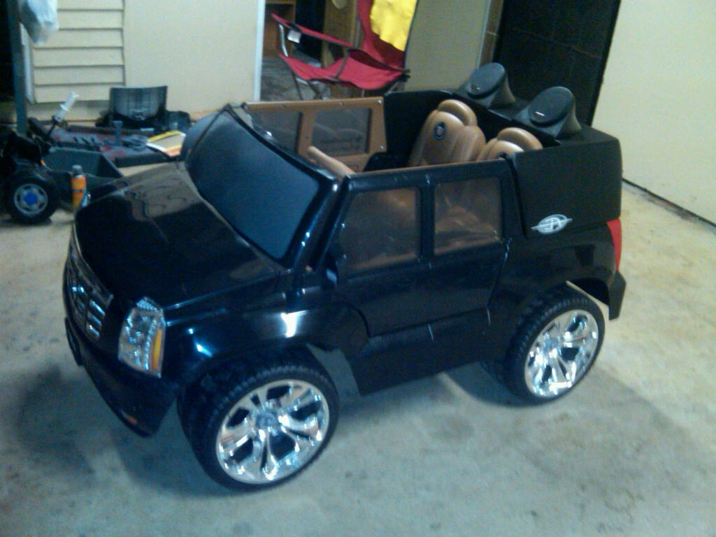 Another kidd757 2010 Cadillac Escalade EXT post... - 15025302