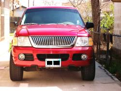 candyredexplorers 2004 Ford Explorer