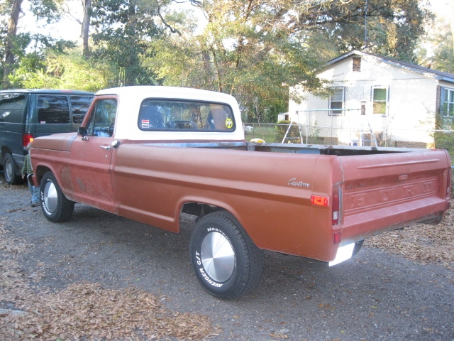 Another Timespinner_D 1972 Ford F150 (Heritage) Regular Cab post... - 15025507