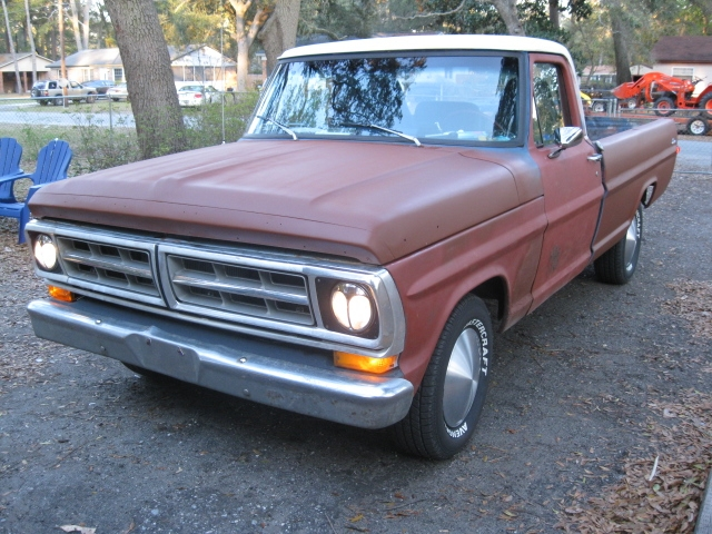 Timespinner_D's 1972 Ford F150 (Heritage) Regular Cab