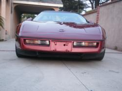 Hugo350rs 1987 Chevrolet Corvette
