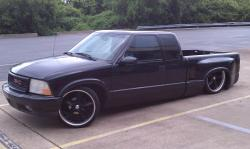 MesterZ28 1998 GMC Sonoma Extended Cab
