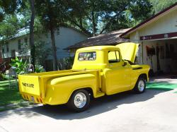JACKLEG1957 1957 Chevrolet 3100