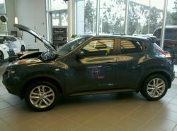 V2POWR's 2011 Nissan JUKE