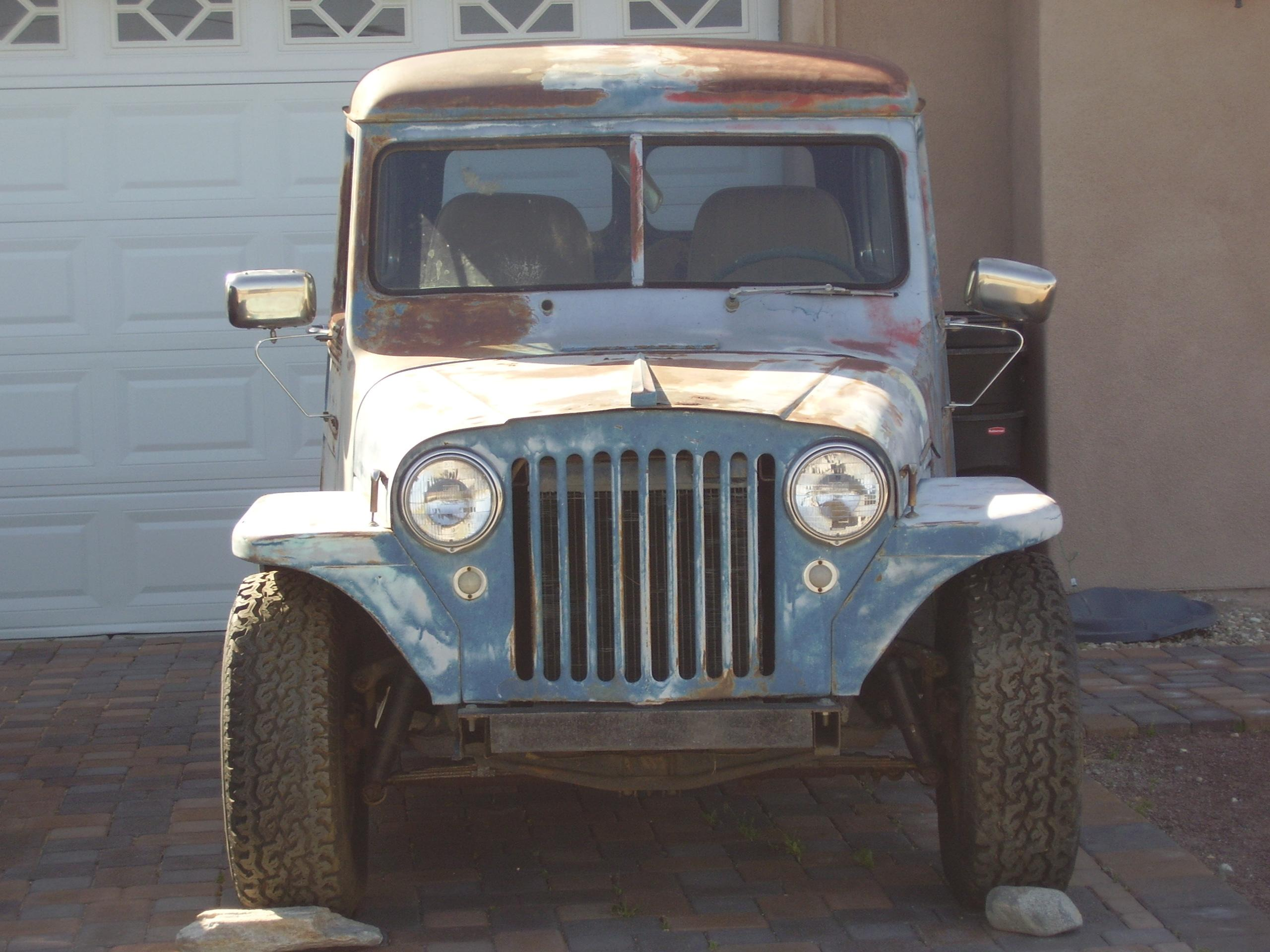 1948 Willys Wagon