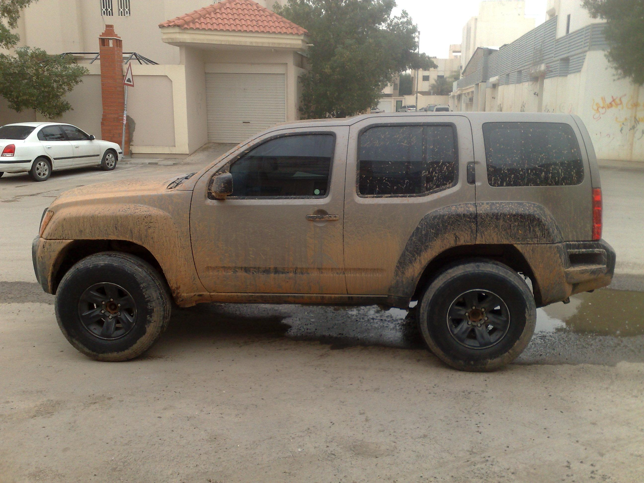 Abaas9 2008 Nissan Xterra Specs Photos Modification Info