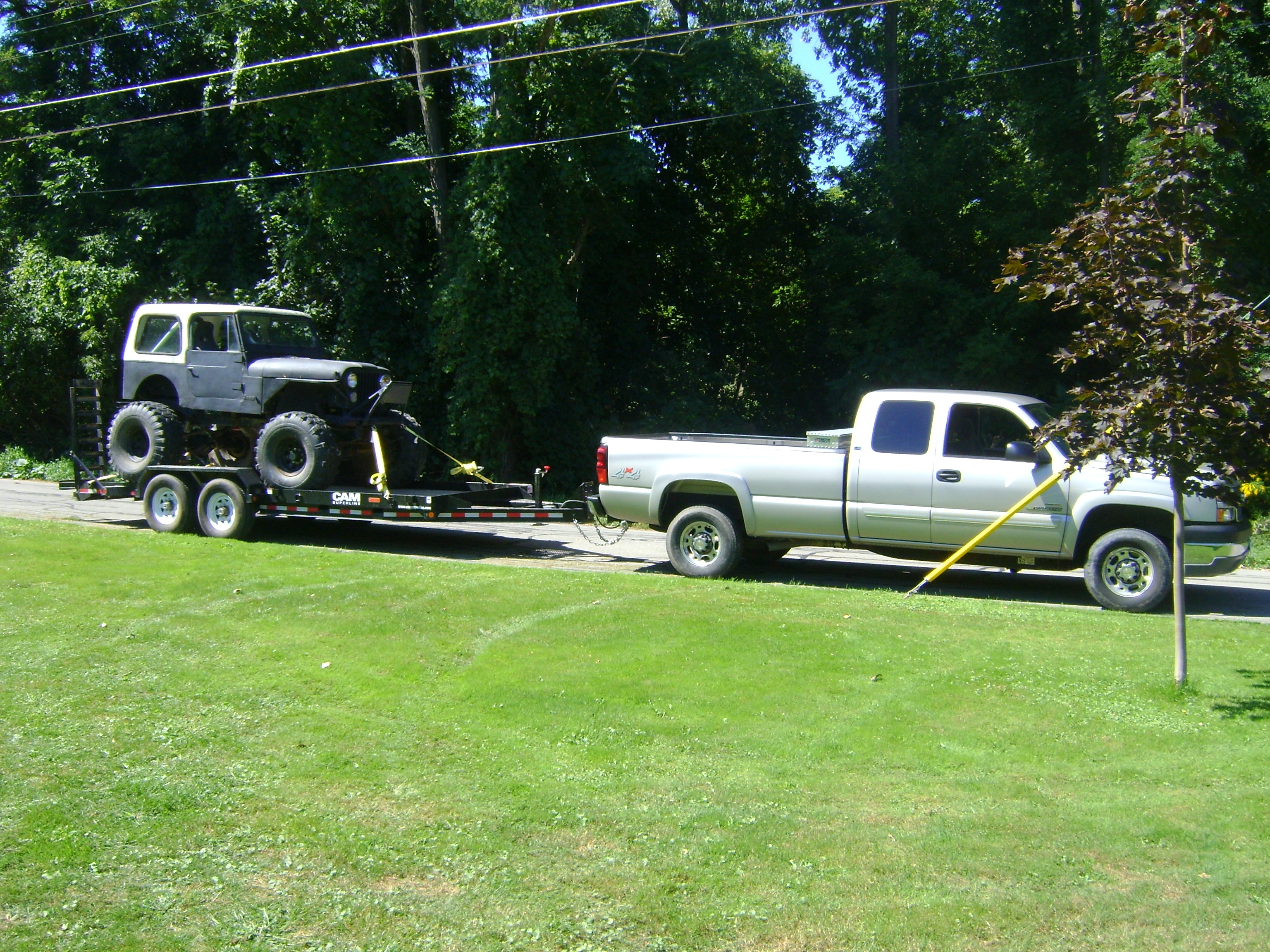 Another muddyjeepguy85 2005 Chevrolet 2500 HD Extended Cab post... - 15026977