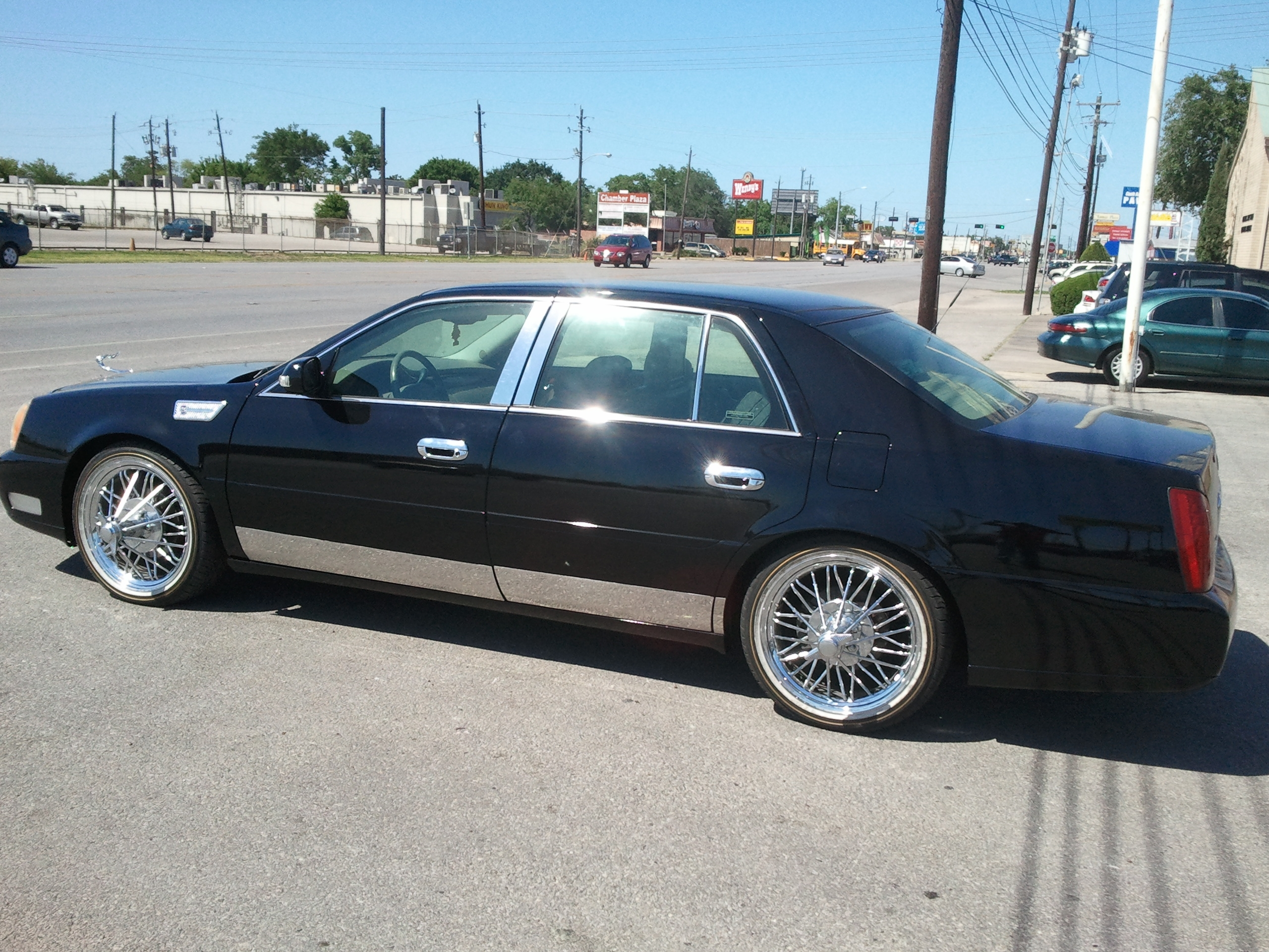 Another wjm8619 2001 Cadillac DeVille post... - 15027338