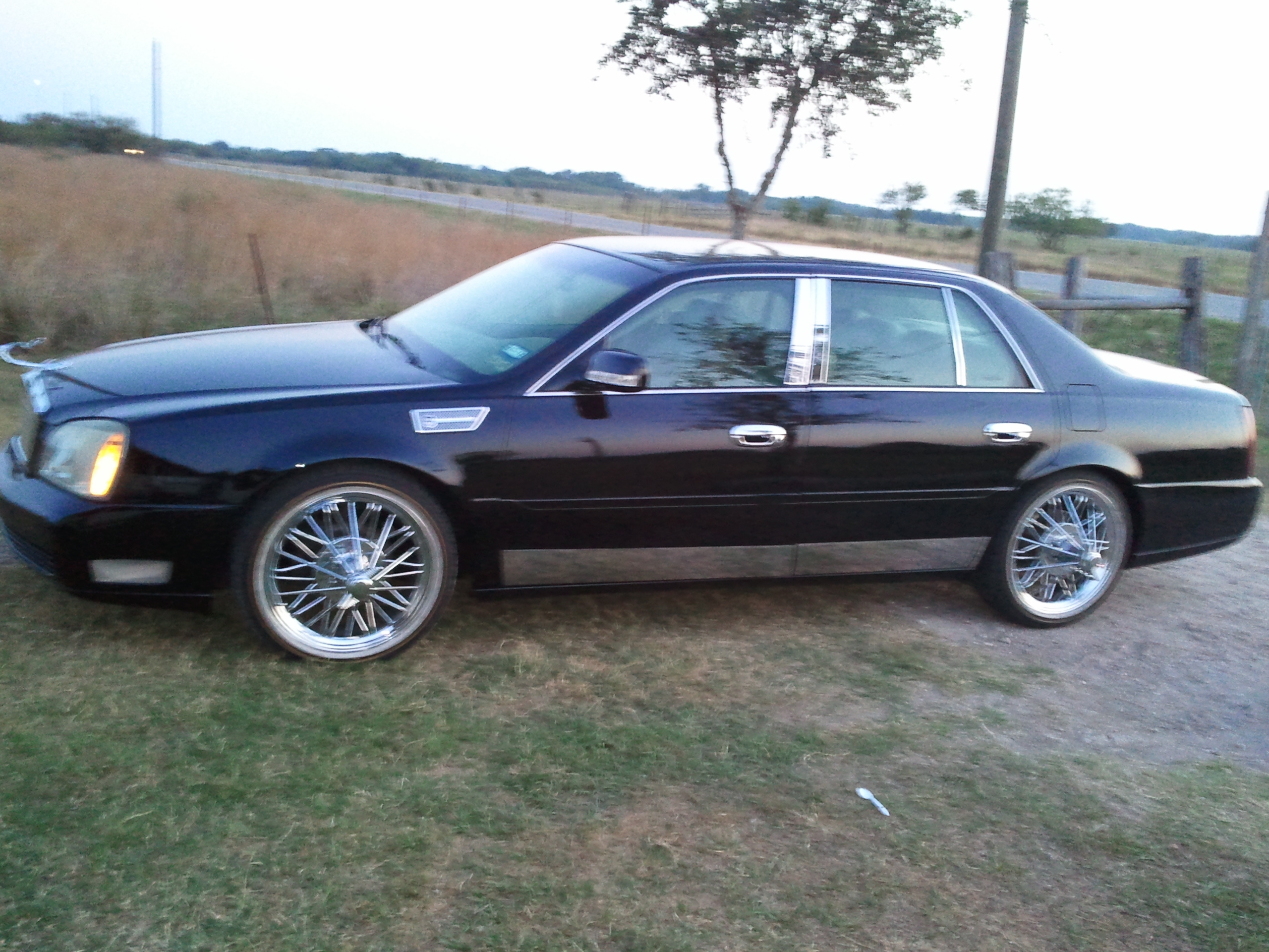Another wjm8619 2001 Cadillac DeVille post... - 15027339