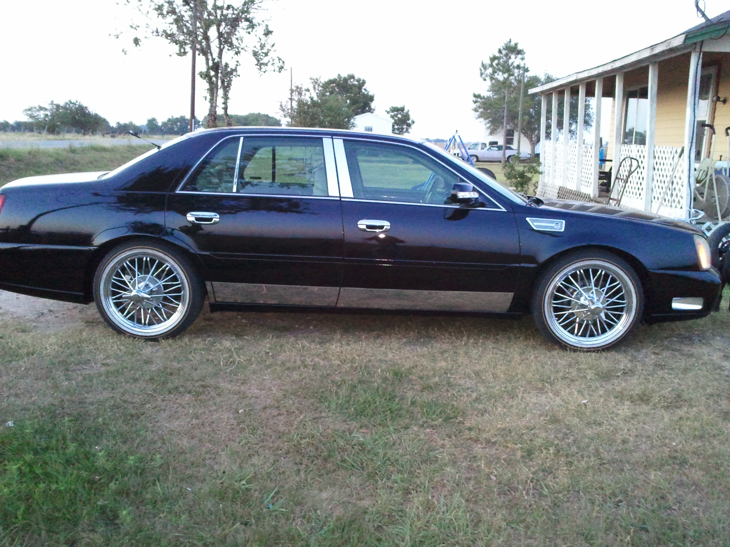 Another wjm8619 2001 Cadillac DeVille post... - 15027340