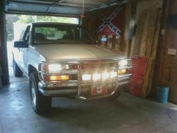 tb69charger 1997 Chevrolet Silverado 1500 Extended Cab