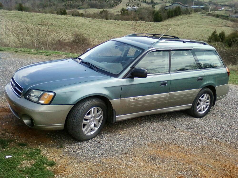 dsturbd1's 2001 Subaru Outback