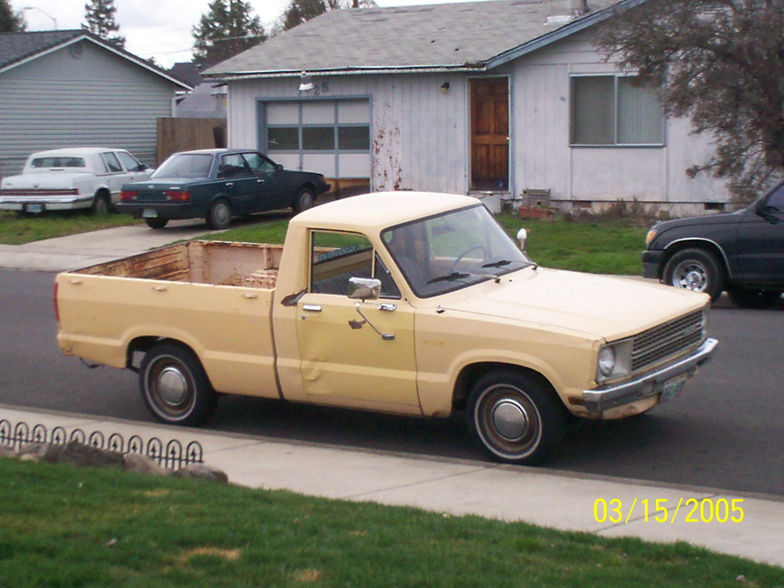 zakwinters 1977 ford courier specs photos modification info at cardomain. Black Bedroom Furniture Sets. Home Design Ideas
