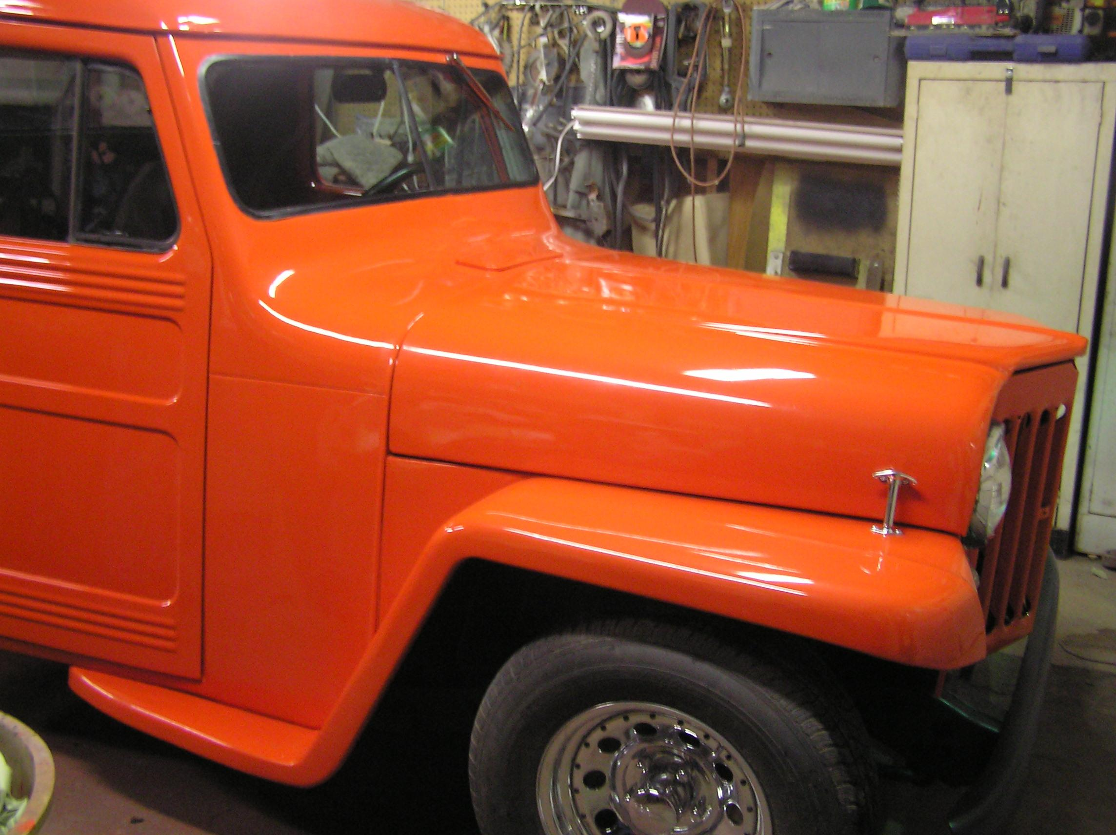gtomaniac55's 1954 Willys Pickup
