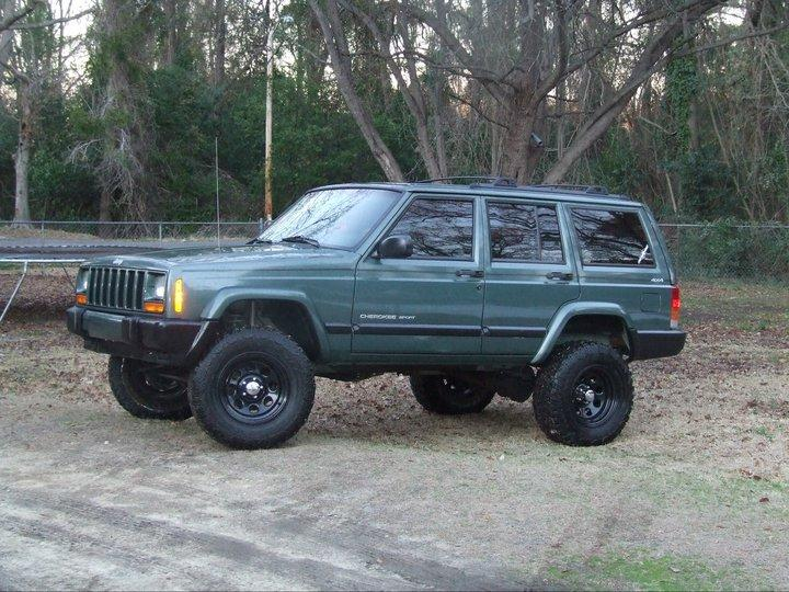 greengoblin10 2000 jeep cherokeese sport utility 4d specs photos modification info at cardomain. Black Bedroom Furniture Sets. Home Design Ideas