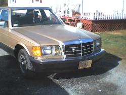 oldsinner111 1983 Mercedes-Benz 300SD