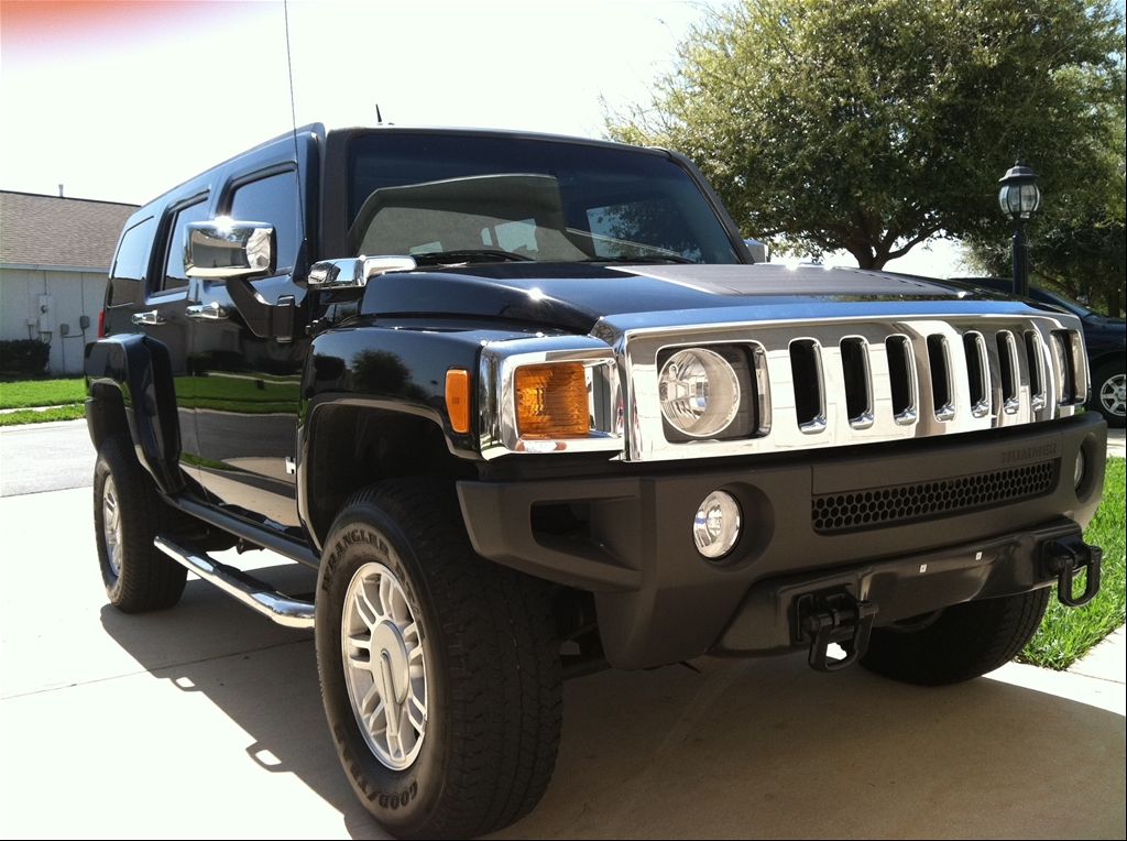 themrbuns 2007 hummer h3sport utility 4d specs photos modification info at cardomain. Black Bedroom Furniture Sets. Home Design Ideas