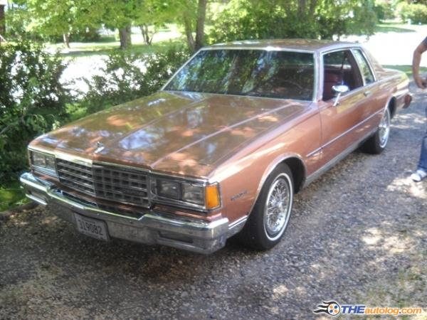 Another JuggaloweCaprice 1982 Chevrolet Caprice post... - 15029959