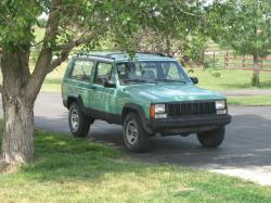 XJ101293s 1992 Jeep Cherokee