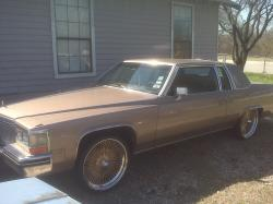 67capriceprojects 1984 Cadillac DeVille