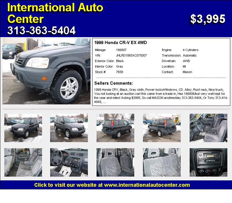 Another airness_81 1999 Honda CR-V post... - 15028146