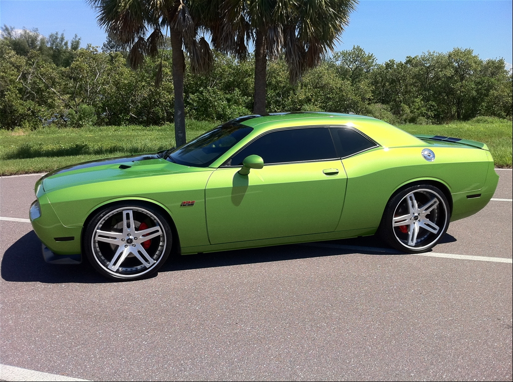 Dodge Challenger 24 Inch Rims >> Dodge Challenger Forum Challenger Srt8 Forums View Single Post