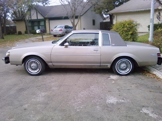 Dirtymexican210 1984 Buick Regal Specs Photos