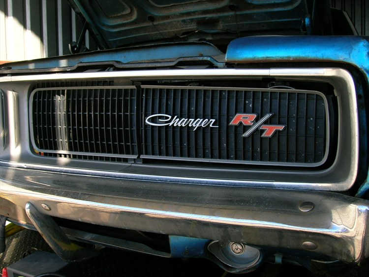 Dodge Charger Front Grills | Charger Chrome Grill