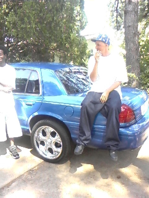 Another datbluevic 2000 Ford Crown Victoria post... - 15030485