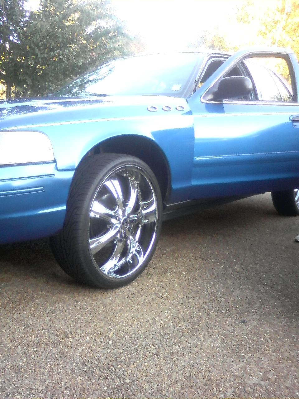 Another datbluevic 2000 Ford Crown Victoria post... - 15030486