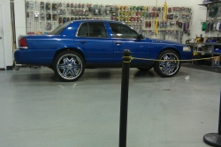 datbluevics 2000 Ford Crown Victoria