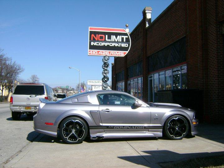 Another NOLIMITINC 2007 Ford Mustang post... - 15033317
