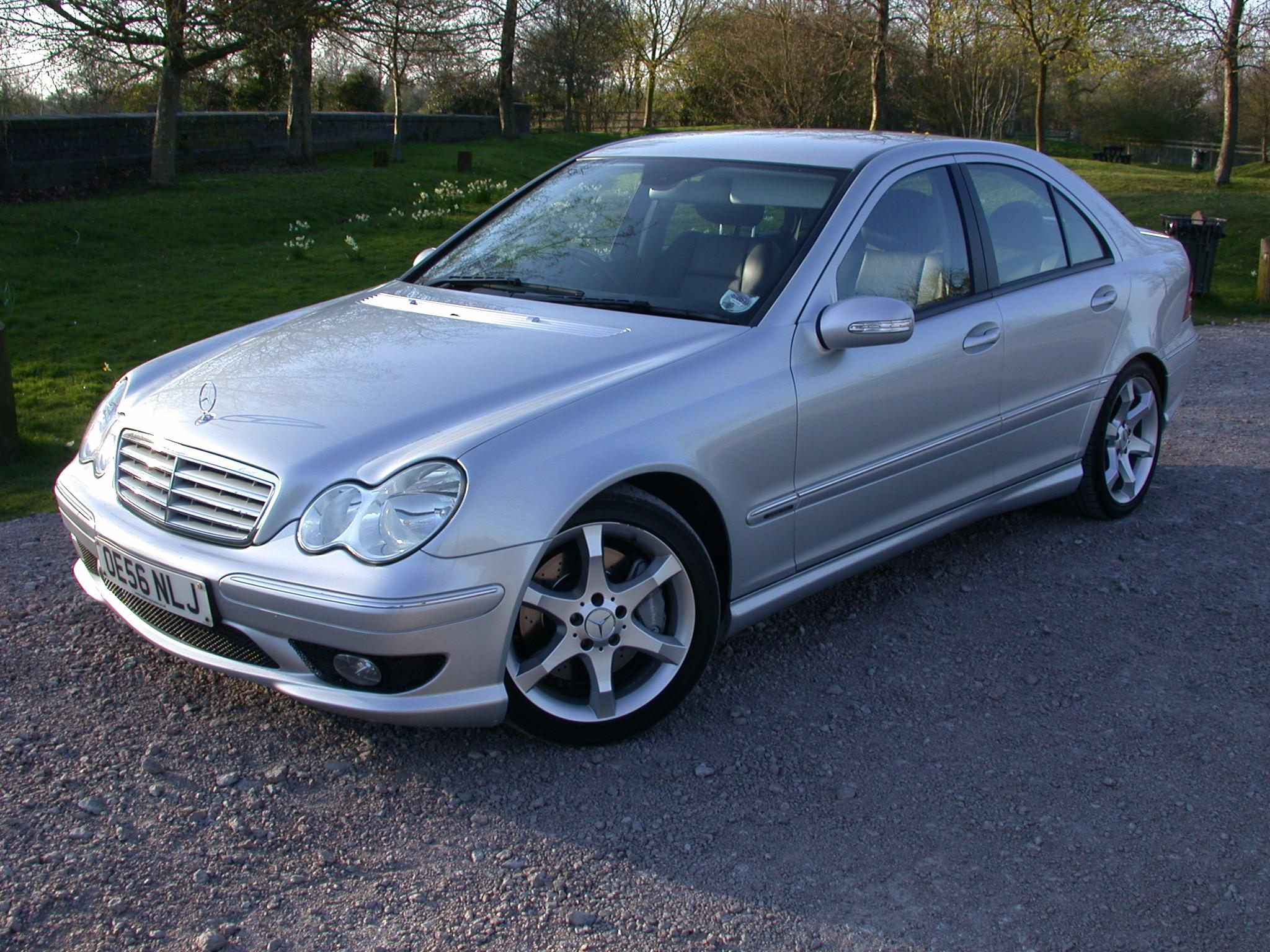 seanandkieron 2007 mercedes benz c classc230 sport sedan 4d specs photos modification info at. Black Bedroom Furniture Sets. Home Design Ideas